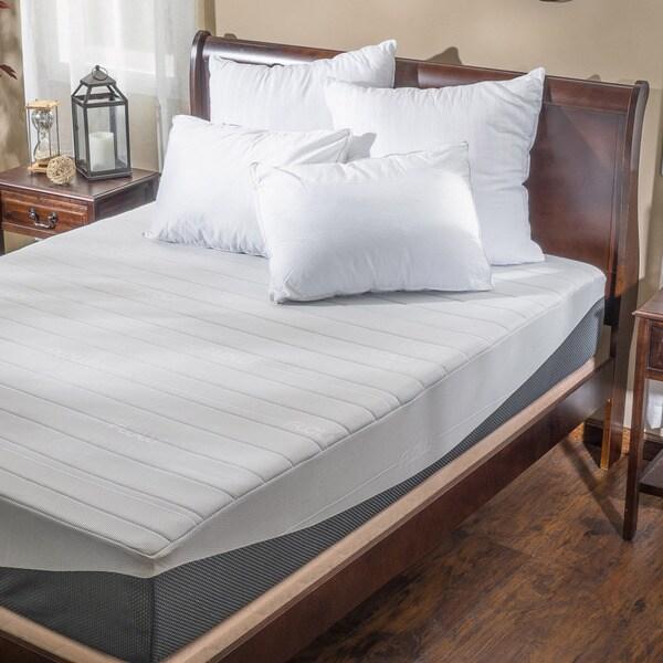 Christopher Knight Home Flow 11-inch King-size Gel Memory Foam Mattress