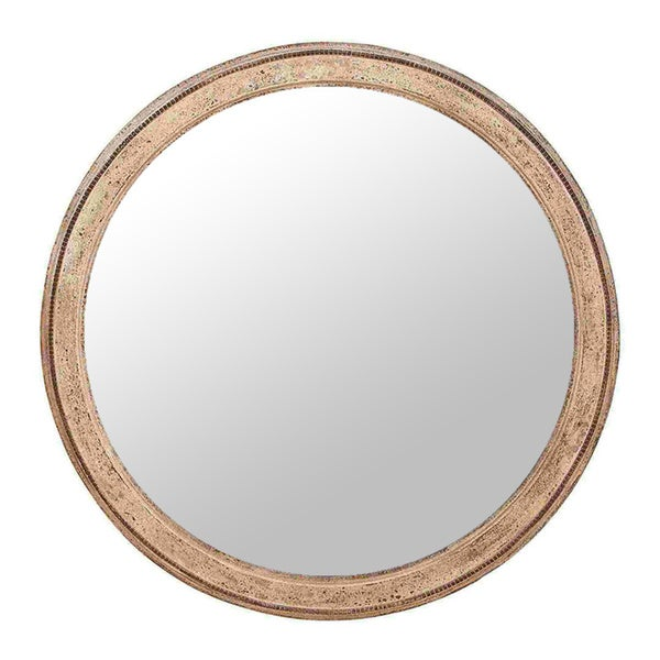 Polished Dull Cream Finish Mirror in Matte 14464010
