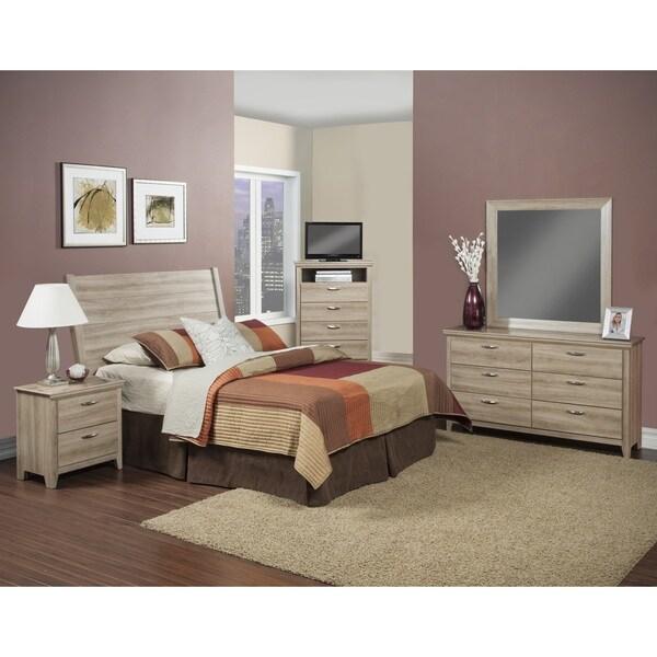 Sandberg Furniture Serina Bedroom Set 16853225