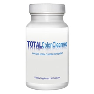 Totally Products 3-in-1 Advanced Total Colon Cleanse (90 Capsules)