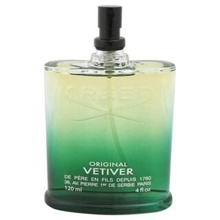 Creed Original Vetiver Men's 4-ounce Millesime Spray (Tester)