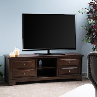 Christopher Knight Home Luxe Four Drawer TV Console
