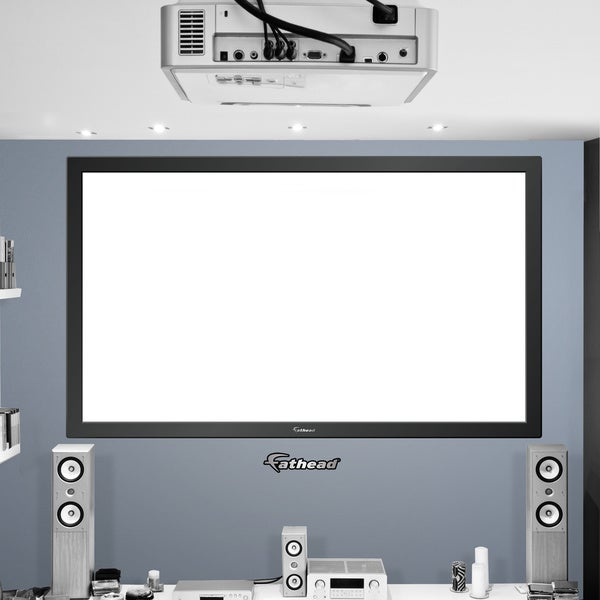 Fathead Projection Screen Wall Decals