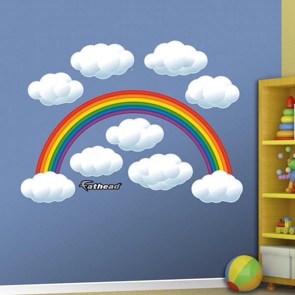 Fathead Rainbow Wall Decals