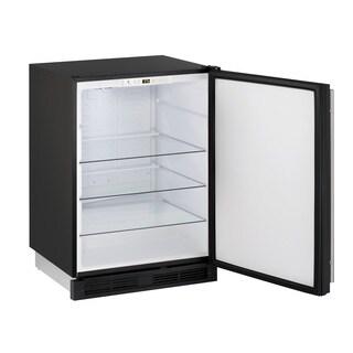 U-Line 2000 Series 1215 - 24 Inch Stainless Steel Refrigerator