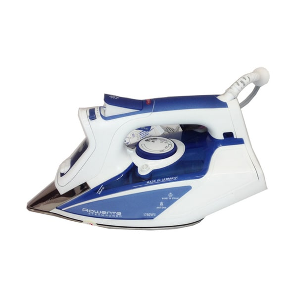 Rowenta Master 1750-watt Scratch Resistant Stainless Steel INOX Soleplate Steam Iron