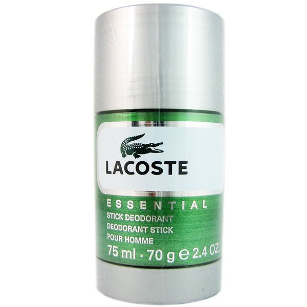 Lacoste Essential Men's 2.4-ounce Deodorant Stick