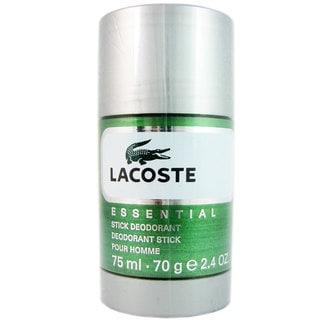 Lacoste Essential Men's 2.4-ounce Deodorant Stick