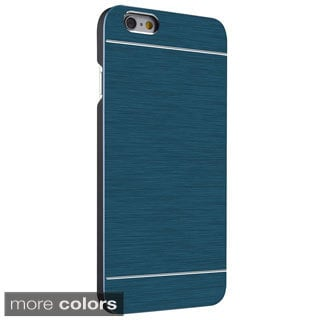 INSTEN Metal Hard Snap-on Phone Case Cover For Apple iPhone 6 4.7-inch