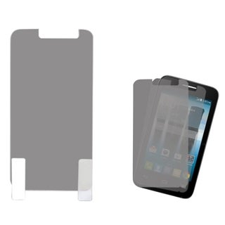 INSTEN Clear Screen Protector For Alcatel One Touch Evolve 2 (Pack of 2)