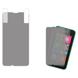INSTEN Clear Screen Protector For Nokia Lumia 530 (Pack of 2)