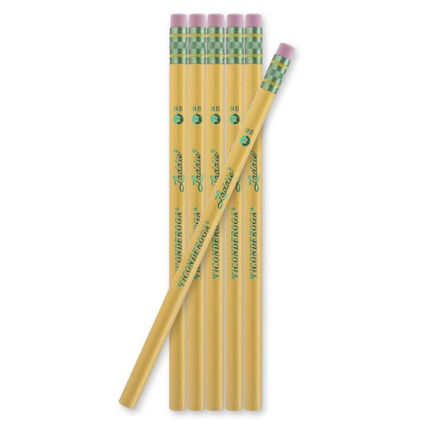 Dixon Ticonderoga Laddie Pencil (Pack of 48)
