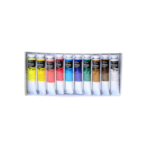 Winsor & Newton Artisan Water Mixable Oil Colour set 21ml tubes