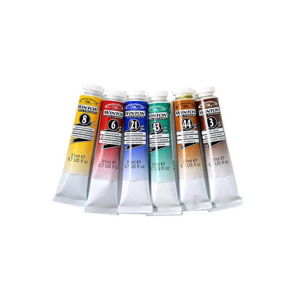 Winsor & Newton Winton Oil Colour Intro Set