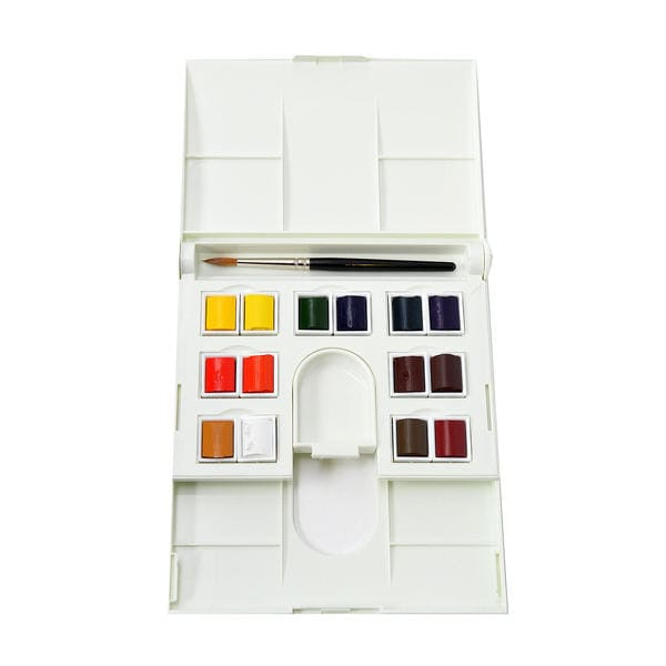 Winsor & Newton Artists' Water Colour Compact Set