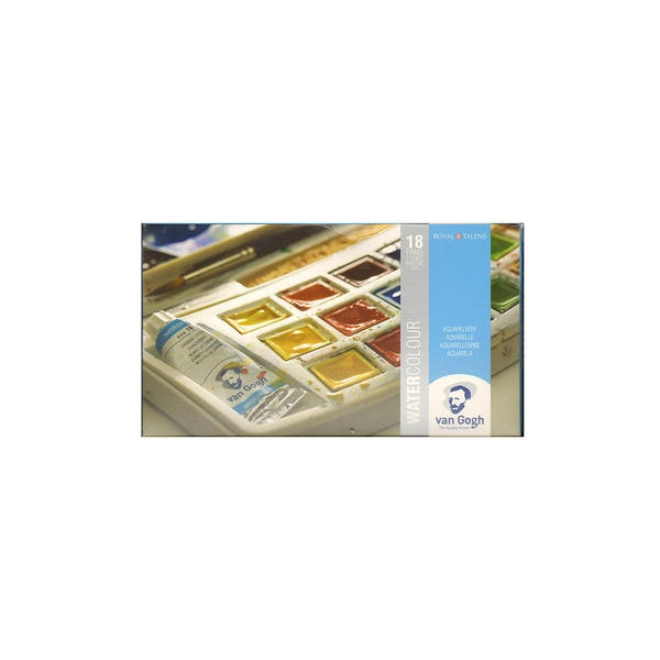 Van Gogh Water Colour Pocket Box