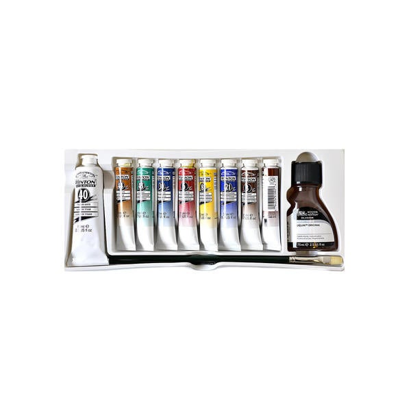 Winsor & Newton Winton Oil Colour Studio Set