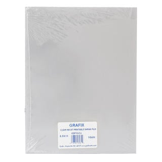 Grafix Ink Jet Shrink Film