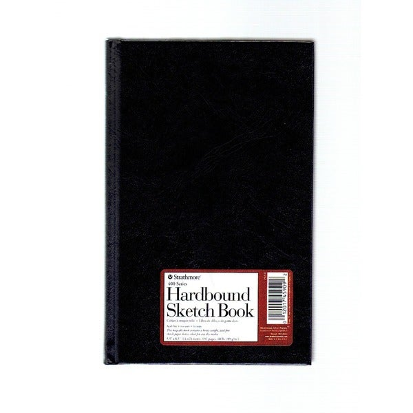 Strathmore 400 Series Hard Bound Sketch Book