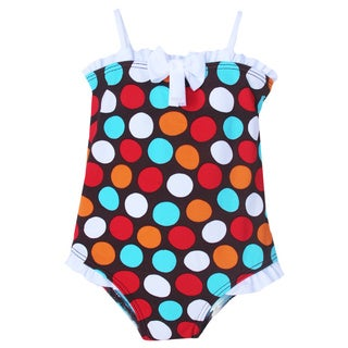 Azul Swimwear Girls' 'Spot On' Infant One Piece