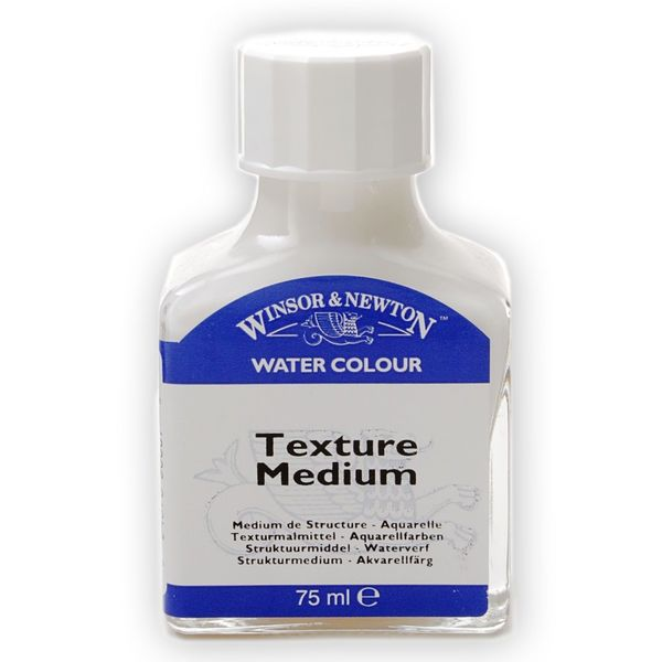 Winsor & Newton Water Colour Texture Medium (Pack of 3)