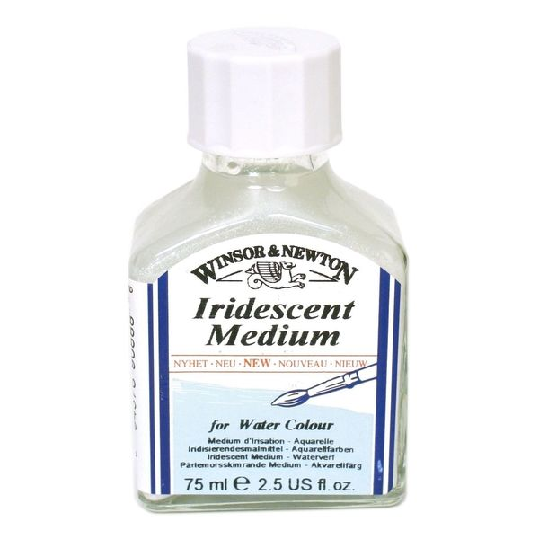 Winsor & Newton Water Colour Iridescent Medium (Pack of 3)