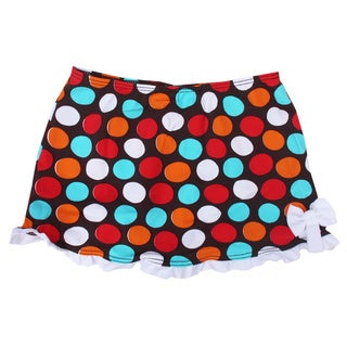 Azul Swimwear Girls' 'Spot On' Swim Skirt