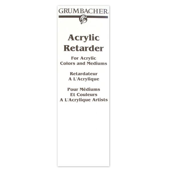 Grumbacher Acrylic Retarder (Pack of 2)