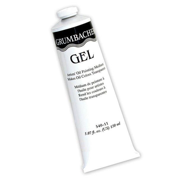 Grumbacher Gel Artists Oil Medium