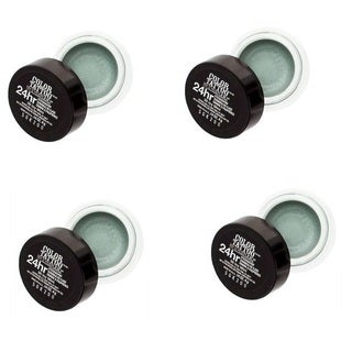Maybelline 24-hour Color Tattoo Icy Mint Eyeshadow (Set of 4)
