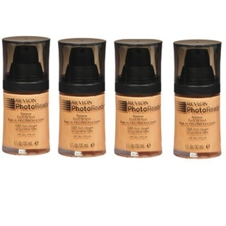 Revlon PhotoReady Makeup Rich Ginger Foundation (Set of 4)