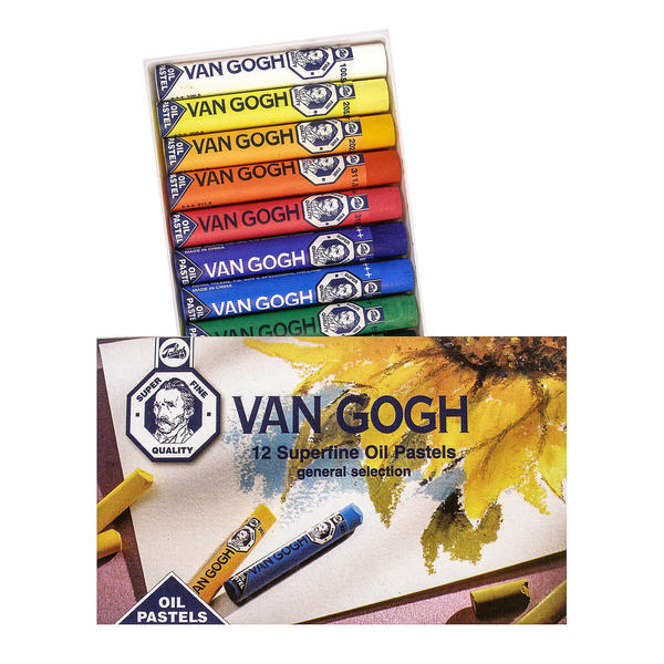 Van Gogh Superfine Oil Pastels Sets