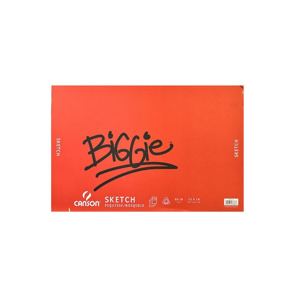 Canson Biggie Sketch Pads