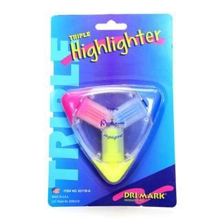 DriMark Triple Highlighter