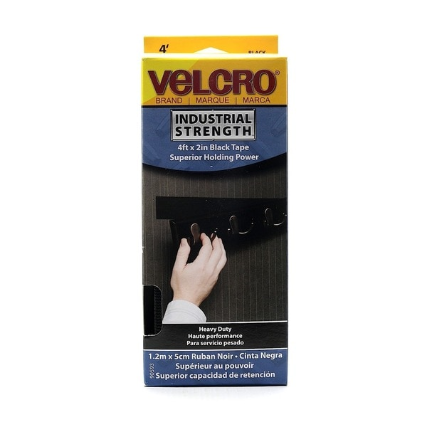 Velcro Industrial Strength Fastener (Pack of 2)