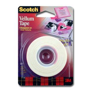 3M Scotch Vellum Tape 005 (Pack of 3)