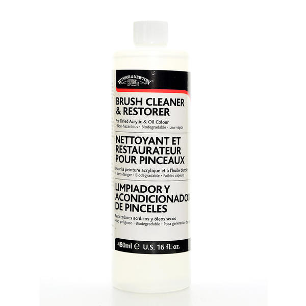 Winsor & Newton Brush Cleaner & Restorer