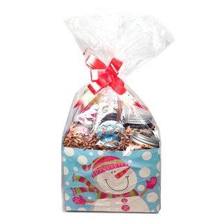 Snowman 5-piece Coffee Butter Spa Gift Set