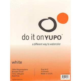 Yupo Watercolor Pad (Pack of 2)