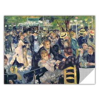 Art Appealz Pierre Renoir 'Ball At The Moulin De La Galette' Removable Wall Art Graphic