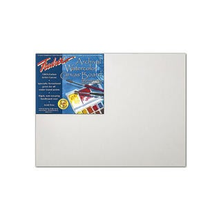 Fredrix Archival Watercolor Canvas Board