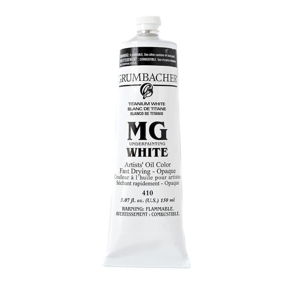 Grumbacher MG Underpainting White