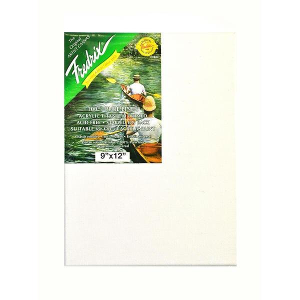 Fredrix Pro Belgian Linen Pre-Stretched Canvas