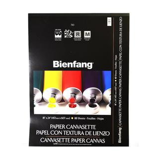 Bienfang Canvasette Paper Canvas