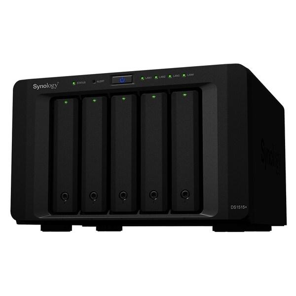 Synology DiskStation DS1515+ NAS Server