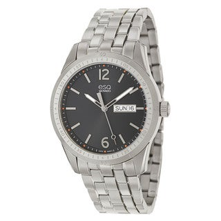 ESQ Movado Men's 07301471 'Current' Stainless Steel Swiss Quartz Watch