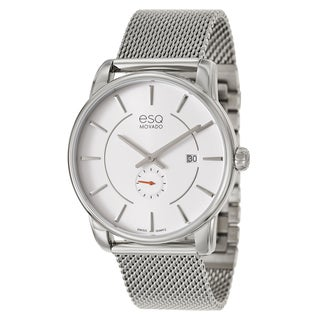 ESQ by Movado Men's 07301466 'Capital' Stainless Steel Swiss Quartz Watch
