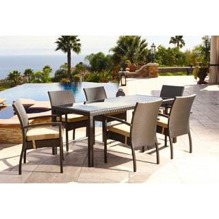 Abbyson Living Monterey 7-piece Outdoor Dining Set