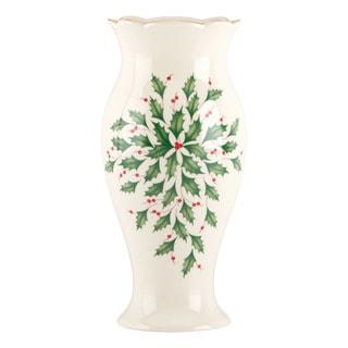 Lenox Holiday Vase