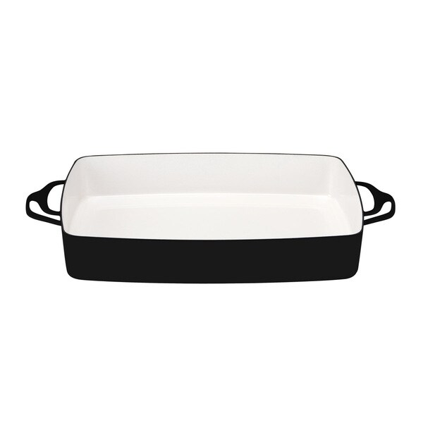 Lenox Kobenstyle Black Large Baker
